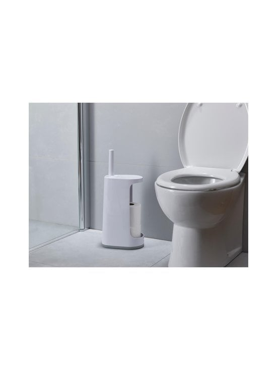 Joseph Joseph - Flex- WC-harja ja teline - WHITE/GREY | Stockmann - photo 4
