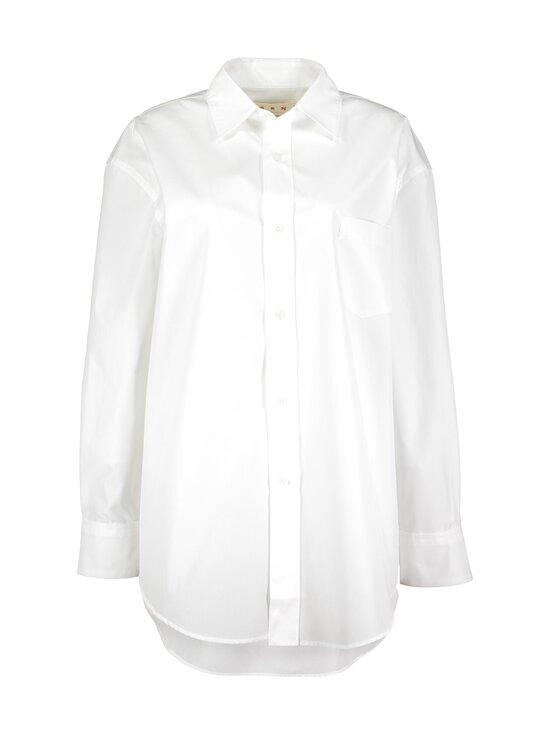MARNI - Basic Shirt -pusero - 00W01 WHITE   Stockmann - photo 1