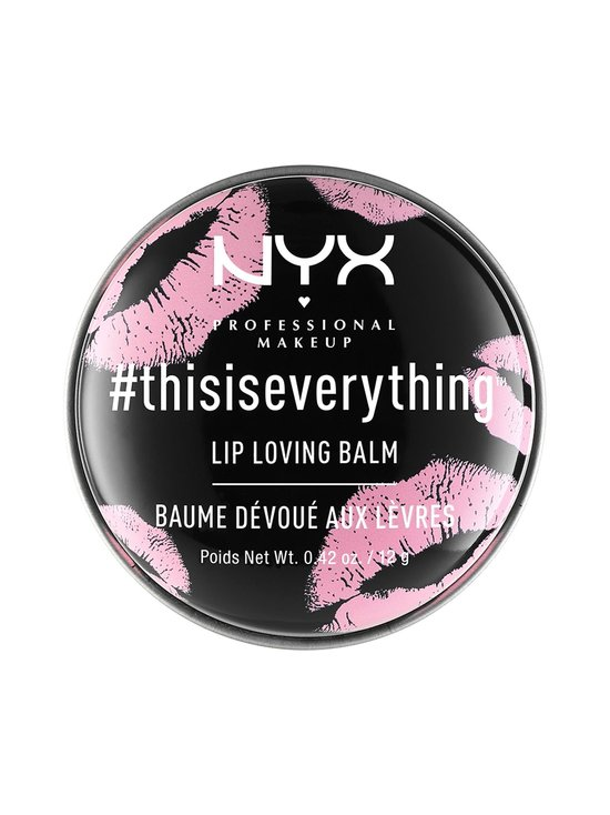 NYX Professional Makeup - #ThisIsEverything Lip Balm -huulivoide 12 g - NOCOL | Stockmann - photo 2
