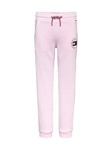 Tommy Hilfiger - Heritage Logo Sweatpants -collegehousut - TOJ ROMANTIC PINK | Stockmann