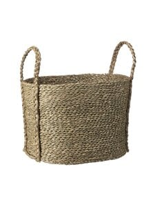 Casa Stockmann - Mori Seagrass Basket -kori 40 x 27 x 29 cm - NATURAL | Stockmann