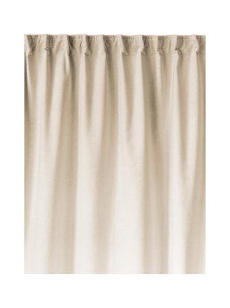 Paolo velvet curtain 135 x 290 cm - Linum