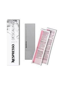 Nespresso - Kahvikoneen kalkinpoistopakkaus - WHITE | Stockmann