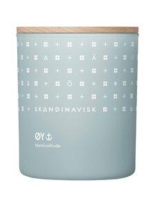 Skandinavisk - ØY-tuoksukynttilä 200 g - POWDER BLUE | Stockmann