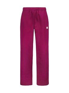 BILLEBEINO - Cozy Brick Sweatpants -housut - 38 AMARANTH | Stockmann