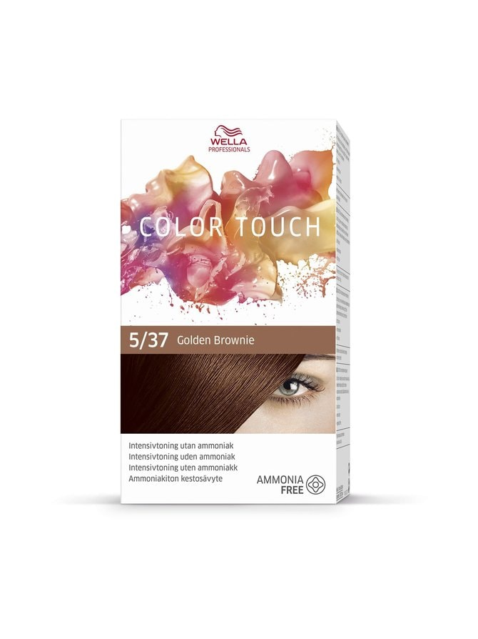 Color Touch -kestosävy 80 + 40 + 10 ml
