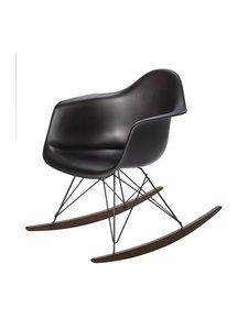 Vitra - Eames RAR -keinutuoli - BLACK | Stockmann