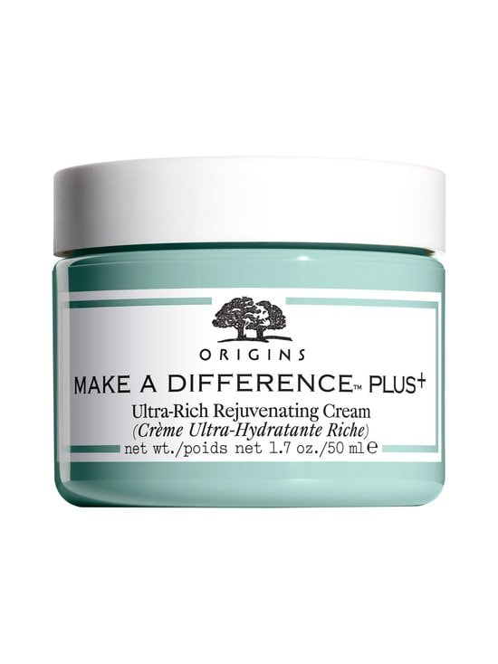 Origins - Make A Difference Plus + Ultra-Rich Rejuvenating Cream -voide 50 ml - null   Stockmann - photo 1