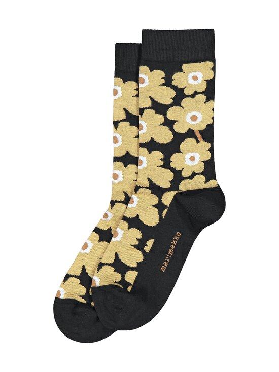 Marimekko - Hieta Unikko -sukat - 988 BLACK, BEIGE, BROWN | Stockmann - photo 1