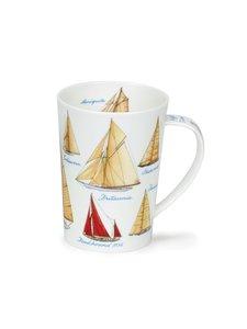 Dunoon - Argyll Classic Yachts -muki 0,5 l - MONIVÄRINEN | Stockmann
