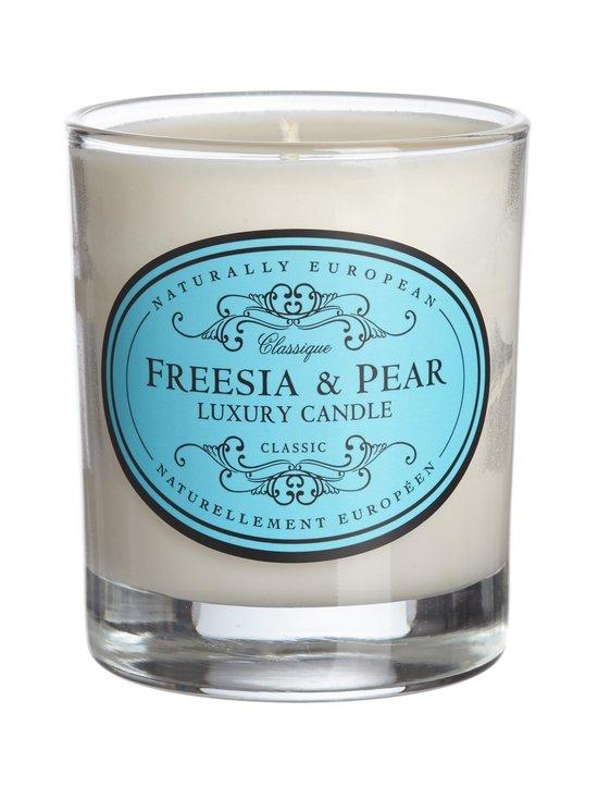 Naturally European - Freesia & Pear Luxury Candle -tuoksukynttilä - NOCOL | Stockmann - photo 1