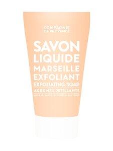 Compagnie de Provence - Exfoliating Liquid Marseille Soap -kuorinta-aine 30 ml | Stockmann
