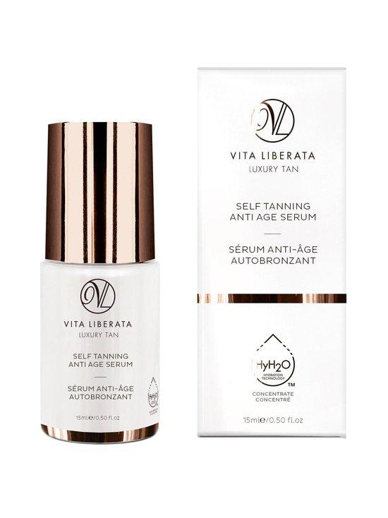 Vita Liberata - Self Tanning Anti Age Serum -itseruskettava seerumi 15 ml - 9   Stockmann - photo 1