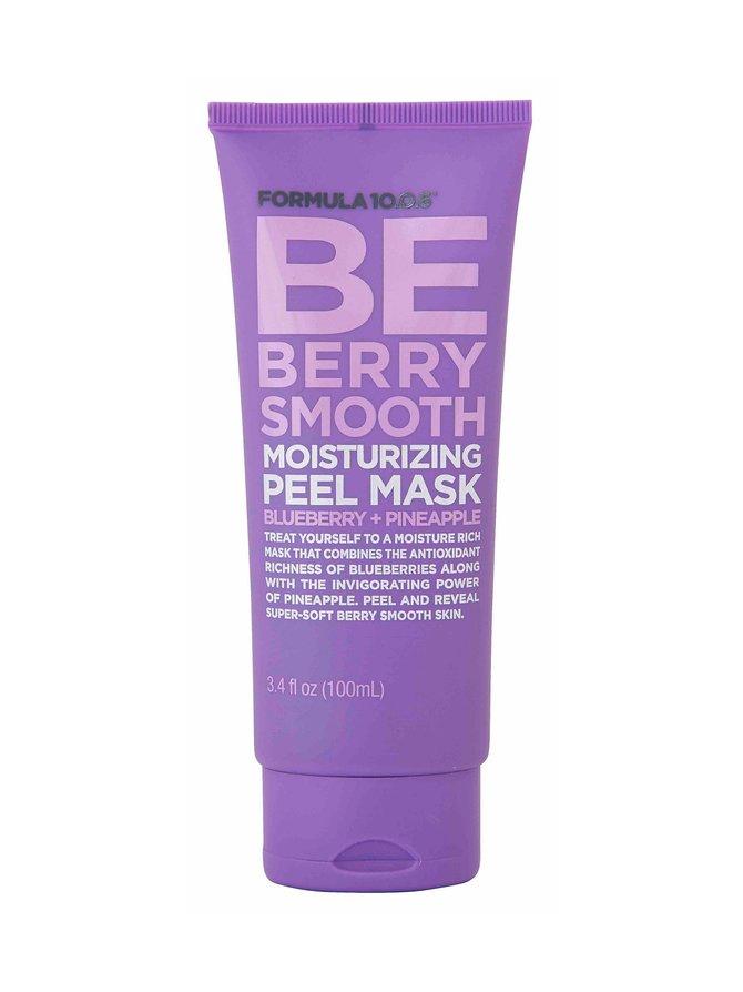 BE BERRY Smooth -kosteuttava Peel Off -naamio 100 ml
