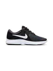 Nike - Revolution 4 -juoksukengät - BLACK/WHITE/ANTHRACITE (MUSTA) | Stockmann