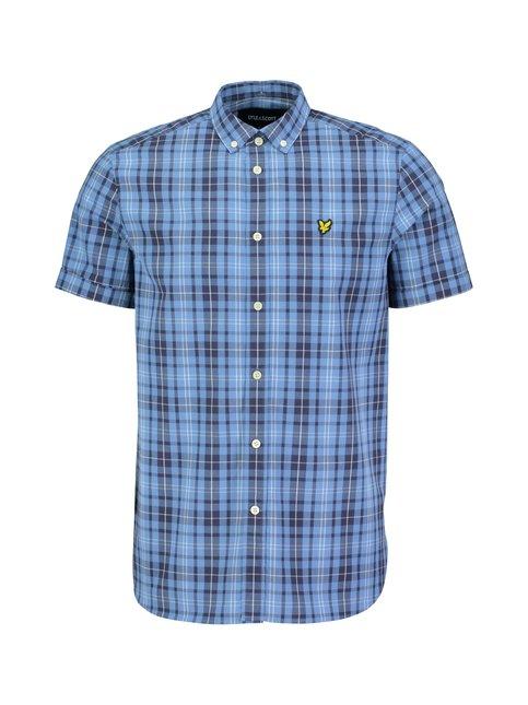 Check Shirt -kauluspaita