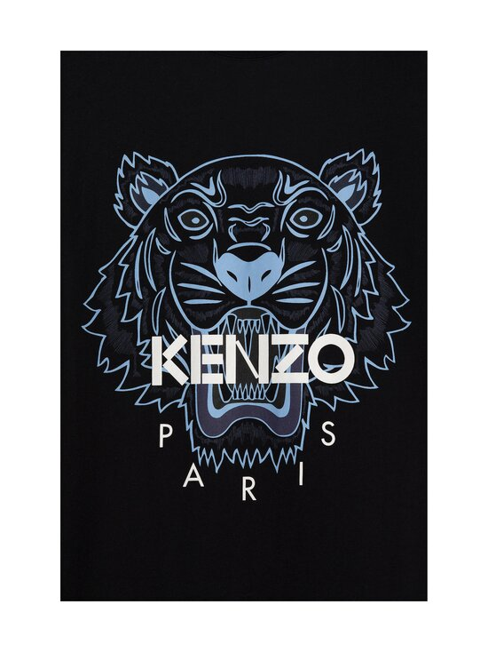 Kenzo - Tiger Classic T-Shirt -paita - 99 - SINGLE JERSEY CLASSIC TIGER - BLACK | Stockmann - photo 3