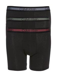 Calvin Klein Underwear - Cooling-bokserit 3-pack - ZCV B - HONEYSUCKLE/ICE PULP/PALE MOSS | Stockmann