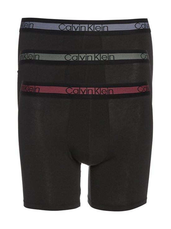 Calvin Klein Underwear - Cooling-bokserit 3-pack - ZCV B - HONEYSUCKLE/ICE PULP/PALE MOSS | Stockmann - photo 1