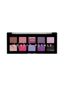NYX Professional Makeup - Mystic Petals Shadow Palette -luomiväripaletti 8 g | Stockmann