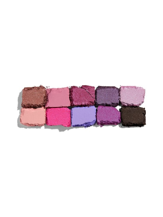 NYX Professional Makeup - Mystic Petals Shadow Palette -luomiväripaletti 8 g - 01 MIDNIGHT ORCHID   Stockmann - photo 4