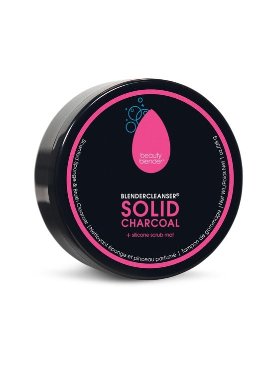 Beautyblender - blendercleanser solid charcoal -palasaippua 28 g - NOCOL | Stockmann - photo 1