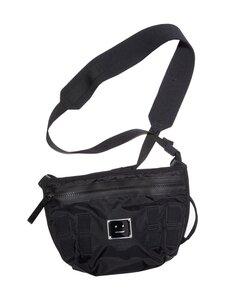 Acne Studios - Agios Plaque Face Bag -laukku - BLACK | Stockmann
