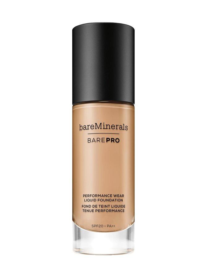 barePRO Performance Wear Liquid Foundation SPF 20 -meikkivoide 30 ml