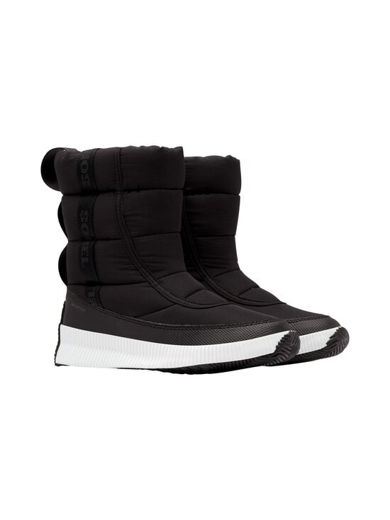 Sorel - Out N About Puffy Mid -talvikengät - BLACK | Stockmann - photo 2