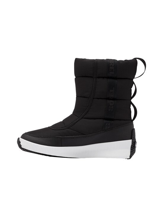 Sorel - Out N About Puffy Mid -talvikengät - BLACK | Stockmann - photo 3
