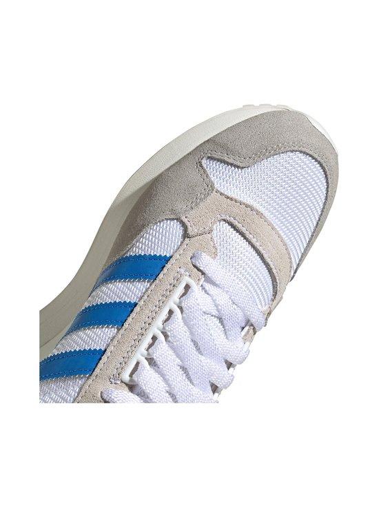 adidas Originals - ZX 500 -kengät - FTWWHT/BLUBIR/OWHITE   Stockmann - photo 9