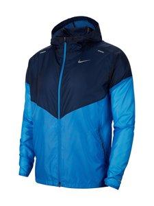 Nike - Windrunner-takki - PACIFIC BLUE/OBSIDIAN/REFLECTIVE SILV | Stockmann