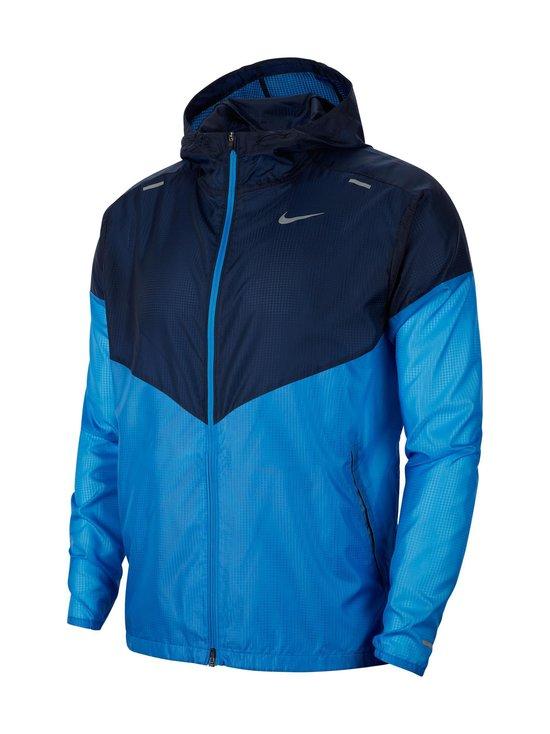 Nike - Windrunner-takki - PACIFIC BLUE/OBSIDIAN/REFLECTIVE SILV | Stockmann - photo 1