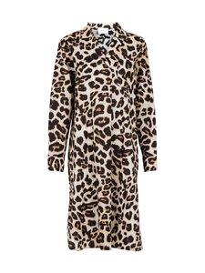 Neo Noir - Jessica Crisp Leo Shirt Dress -mekko - 400 LEOPARD | Stockmann