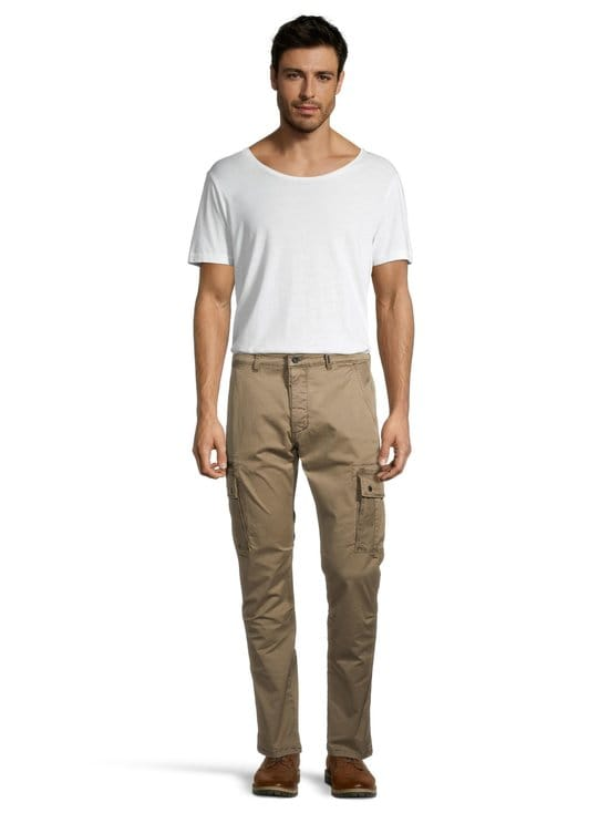 Camel Active - 4930 Cargo Pants -housut - 28 MILITARY OLIVE | Stockmann - photo 2