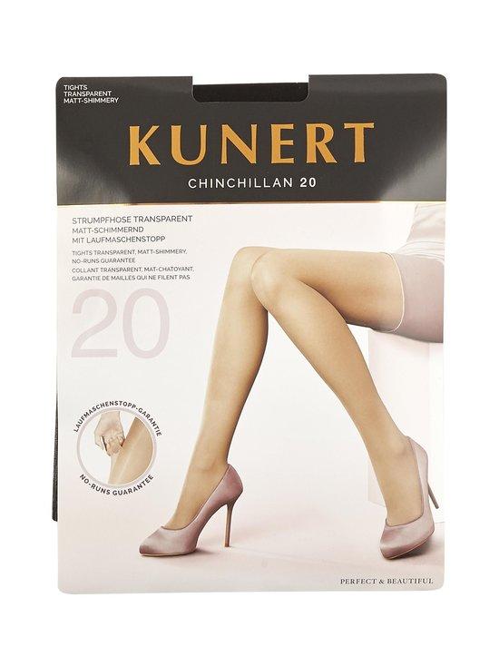 Kunert - Chinchillan 20 den -sukkahousut - BLACK | Stockmann - photo 1
