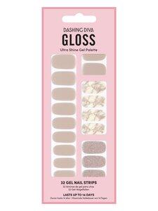 Dashing Diva - Gloss Palette Gel Nail Strips -geelikynsitarrat | Stockmann
