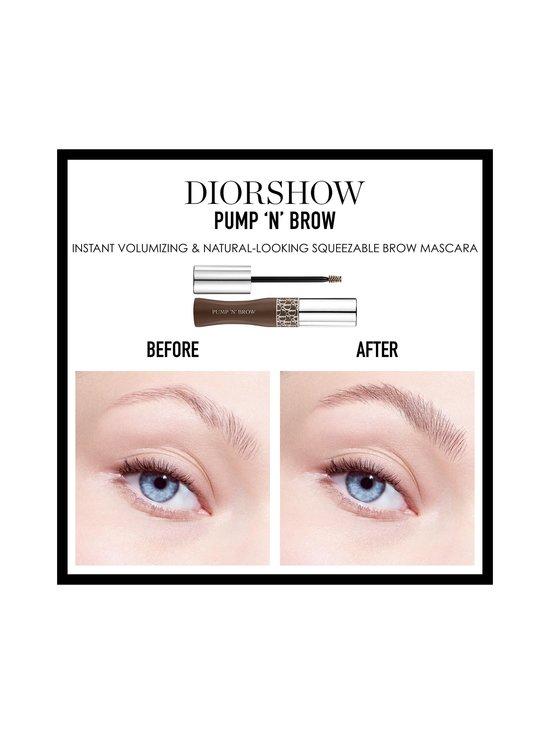 DIOR - Diorshow Pum 'N' Brow -kulmaväri 5 ml - 021 CHESTNUT | Stockmann - photo 2