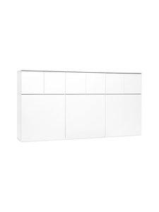 Lundia - Fuuga-kaappi 35 x 100 x 192 cm - VALKOINEN | Stockmann
