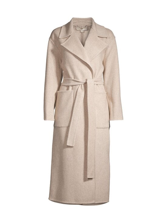 Michael Michael Kors - Coat Doubleface Robe -villakangastakki - 273 DUNE HEATHER | Stockmann - photo 1