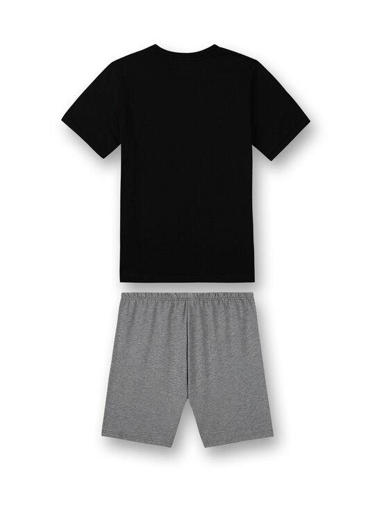 Sanetta - Shortsipyjama - 10015 SUPER BLACK | Stockmann - photo 2