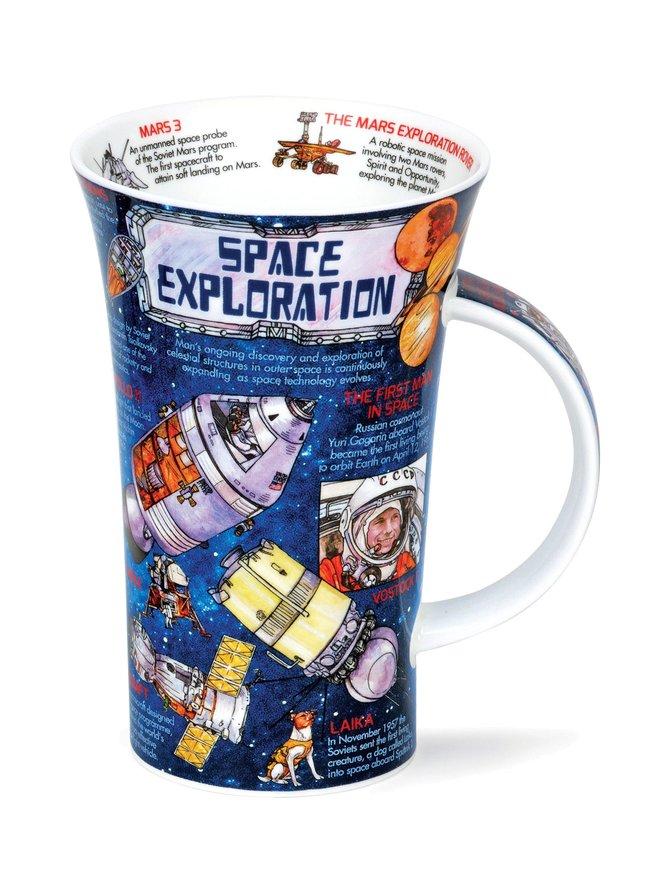 Space Exploration -muki