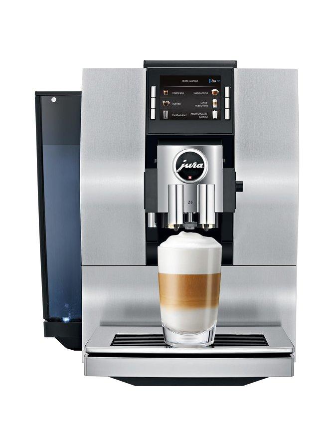 Z6 -kahvikeskus