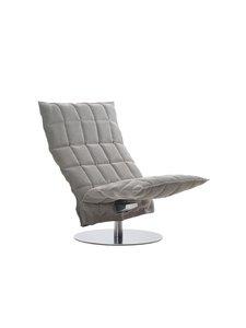 Woodnotes - K-tuoli, leveä - STONE/BLACK (KITTI/MUSTA) | Stockmann