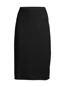 Filippa K - Honor Knitted Skirt -hame - 1433 BLACK | Stockmann