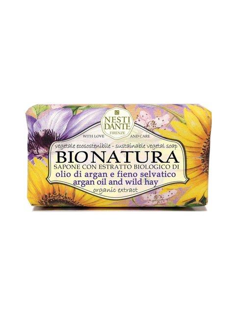 Bionatura Argan Oil & Wild Hay -palasaippua 250 g