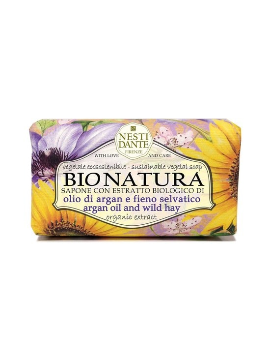 Nesti Dante - Bionatura Argan Oil & Wild Hay -palasaippua 250 g - null | Stockmann - photo 1