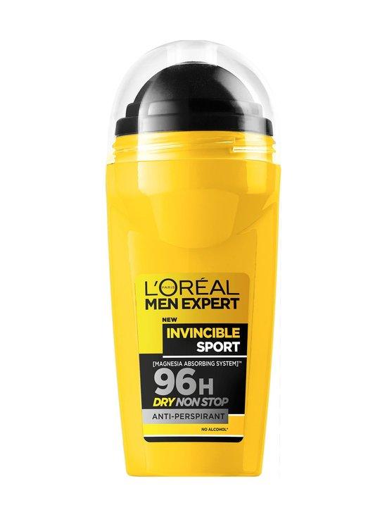 L'ORÉAL MEN EXPERT - Men Expert Invincible Sport Roll-On -antiperspirantti 50 ml - null | Stockmann - photo 1