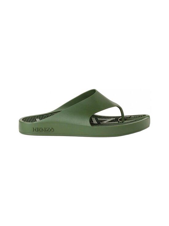 Kenzo - New Flip Flop -sandaalit - 51 DARK KHAKI | Stockmann - photo 1
