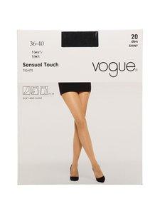 Vogue - Sensual Touch 20 den -sukkahousut - NEARLY BLACK   Stockmann